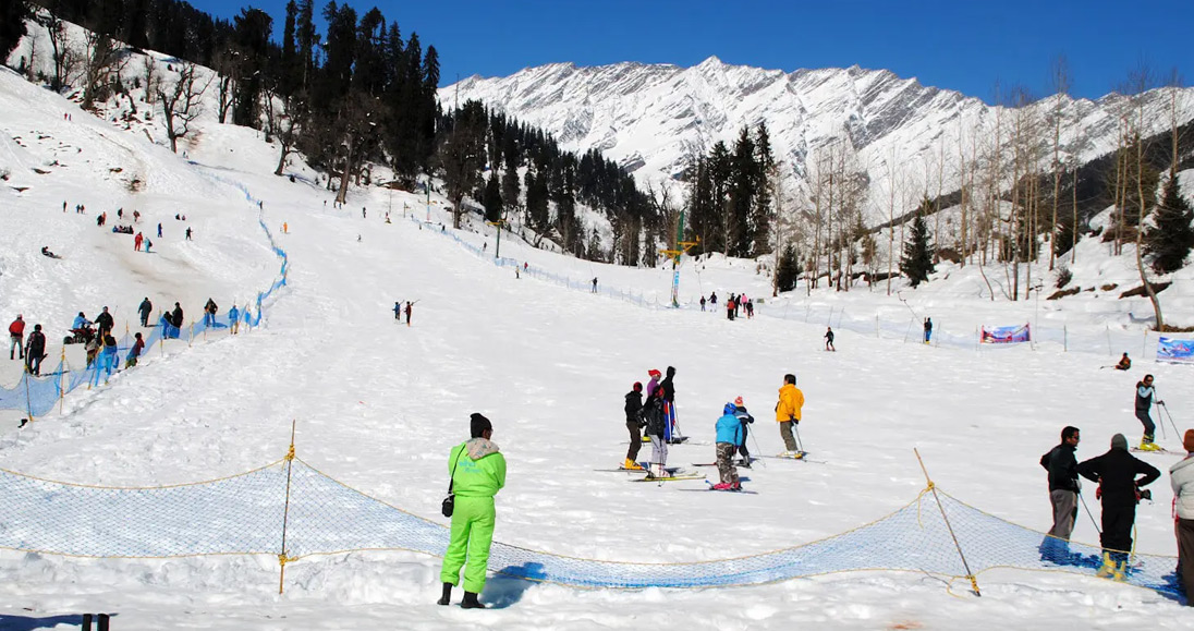 Manali Exotic Tour Package